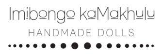 Imibongo kaMakhulu Handmade Black Dolls