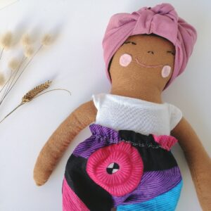 beautiful black dolls for representation