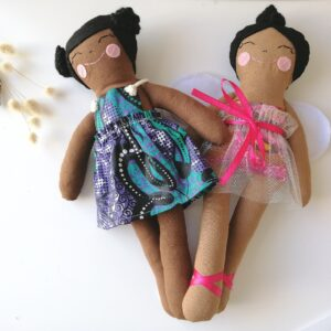 black and brown dolls for inclusive playtime