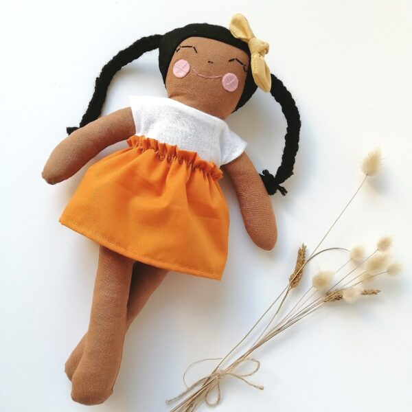 brown dolls for diverse play
