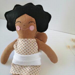 brown dolls